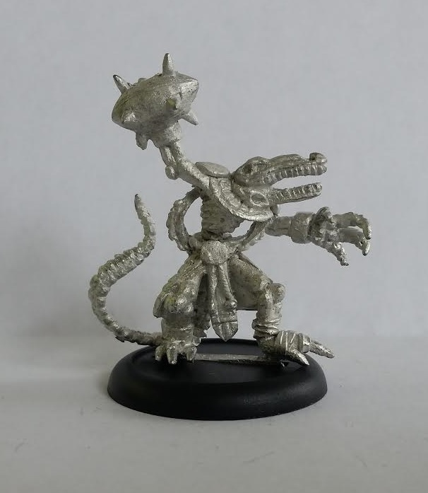 Blood Bowl Crocodile Skeleton – Khonsu