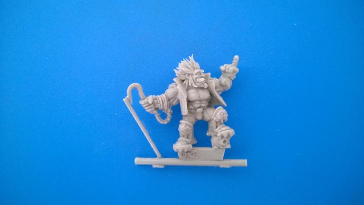Lobo Dwarf Resin Master