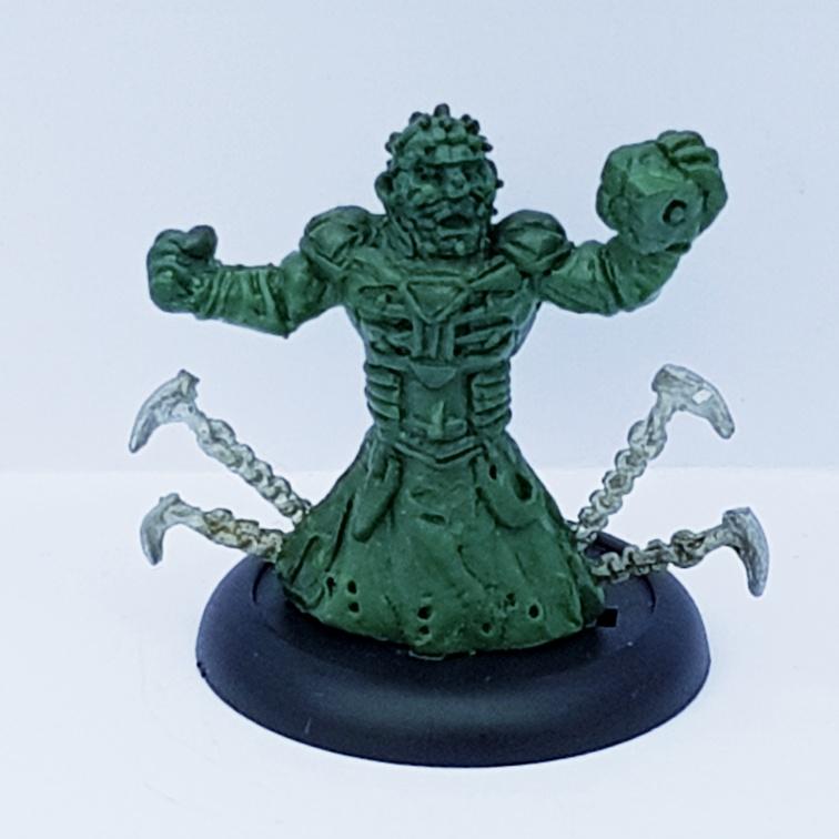 Dwarf Cthulhu CultistLeader