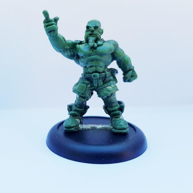 Techno Viking Dwarf
