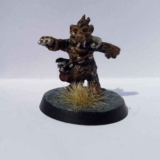 Painted Alien Smuggler