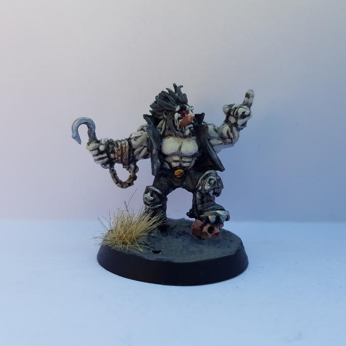 Painted Lobo Dwarf