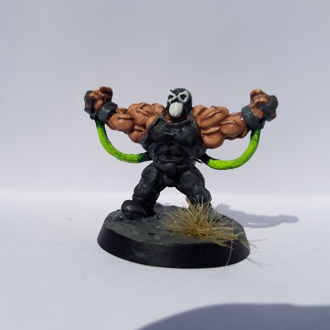Painted Bane Dwarf