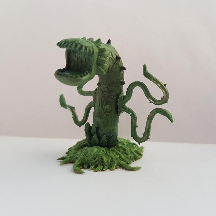 Carnivorous Dragon Plant