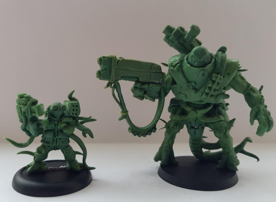 Alien Mercenaries