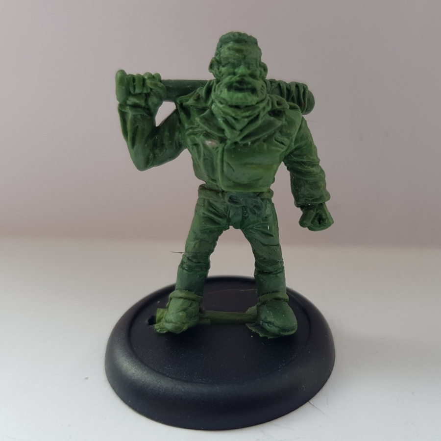 Dwarf Gang Leader