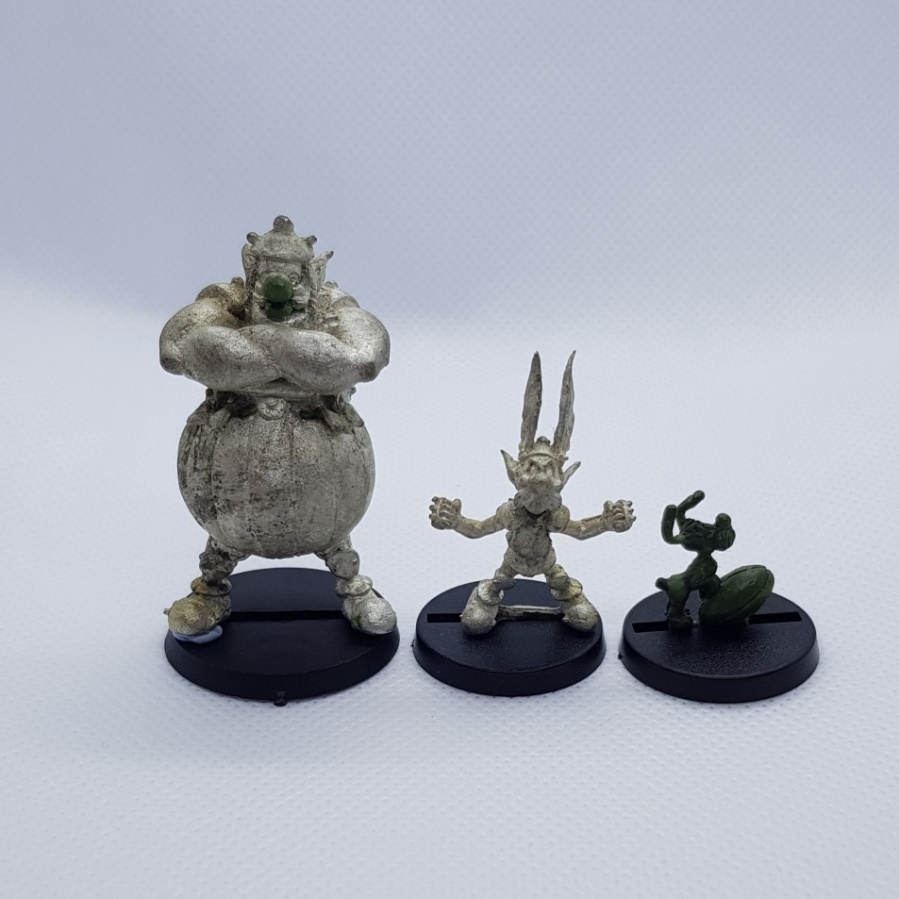 Blood Bowl Asterix