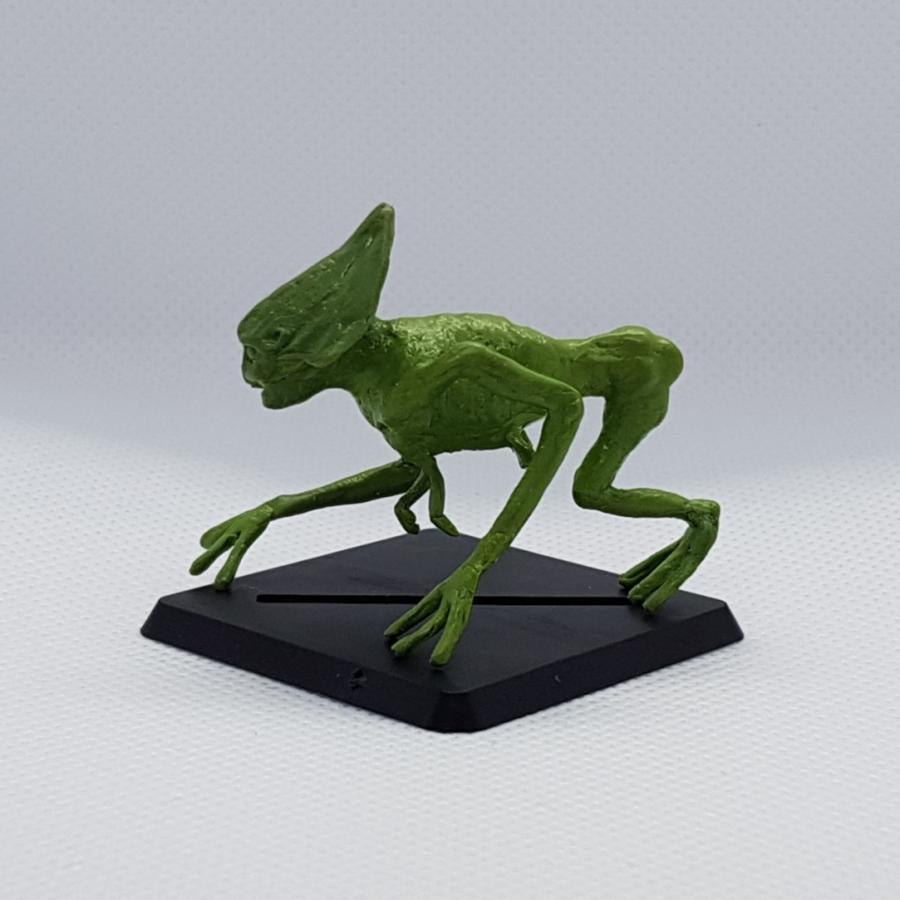 Tripod Alien
