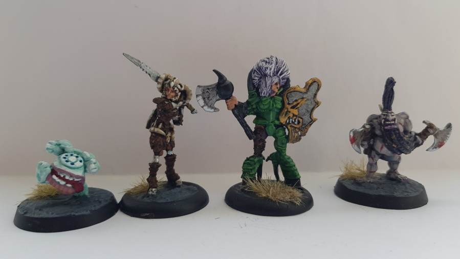 Painted Miniatures #1