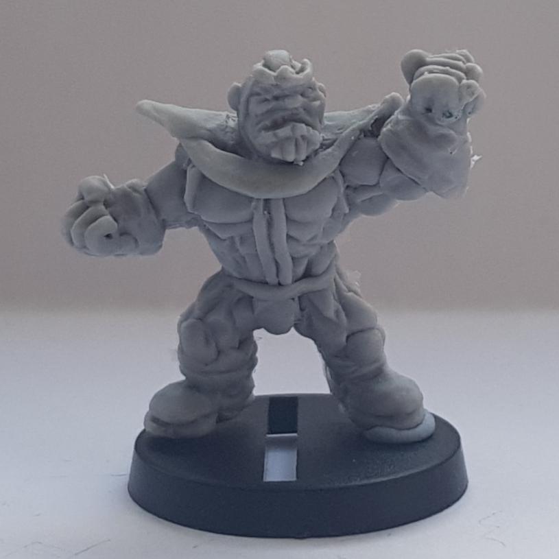 Thanos Dwarf Redux