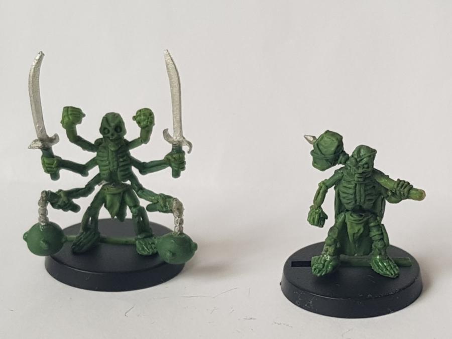 Goblin Skeletons