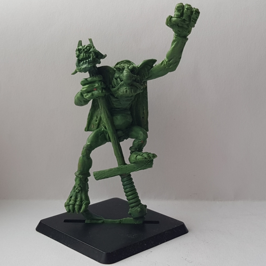 Blood Bowl Pogo Troll
