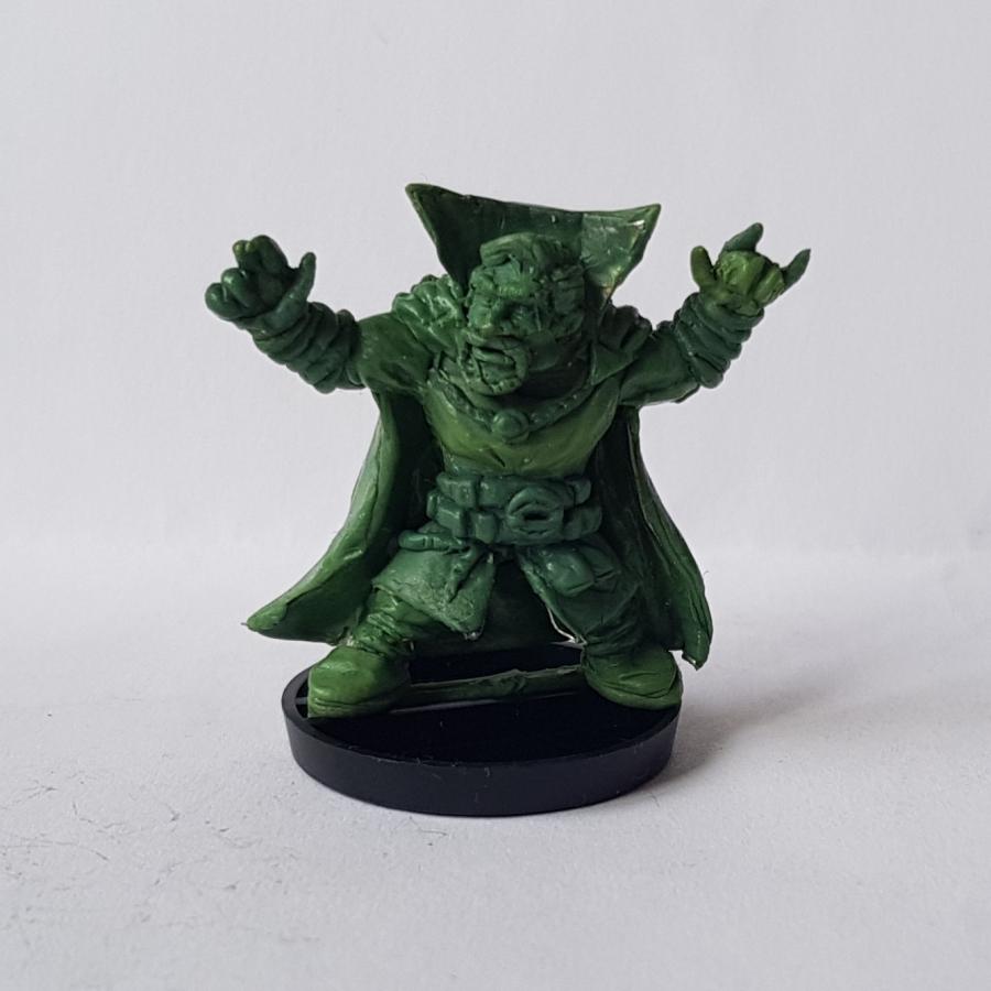 Dwarf Sorceror