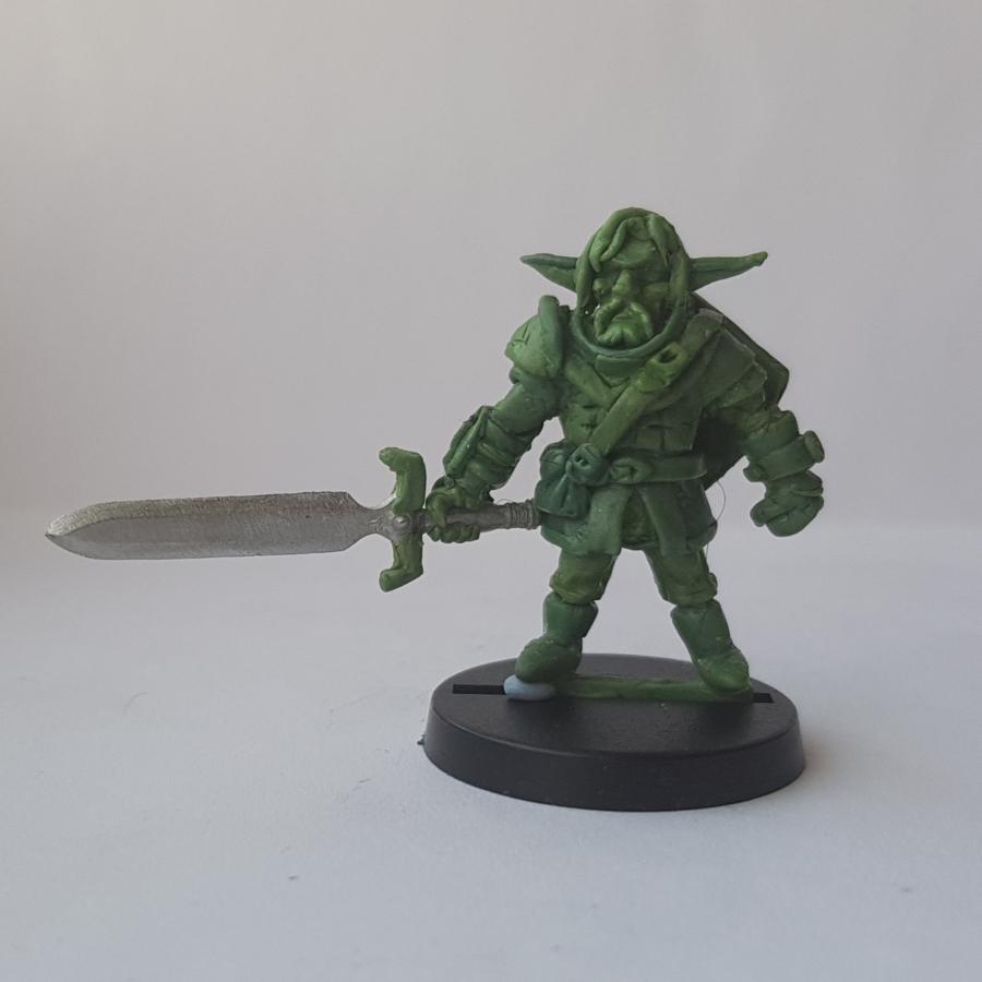 Link Dwarf Warrior