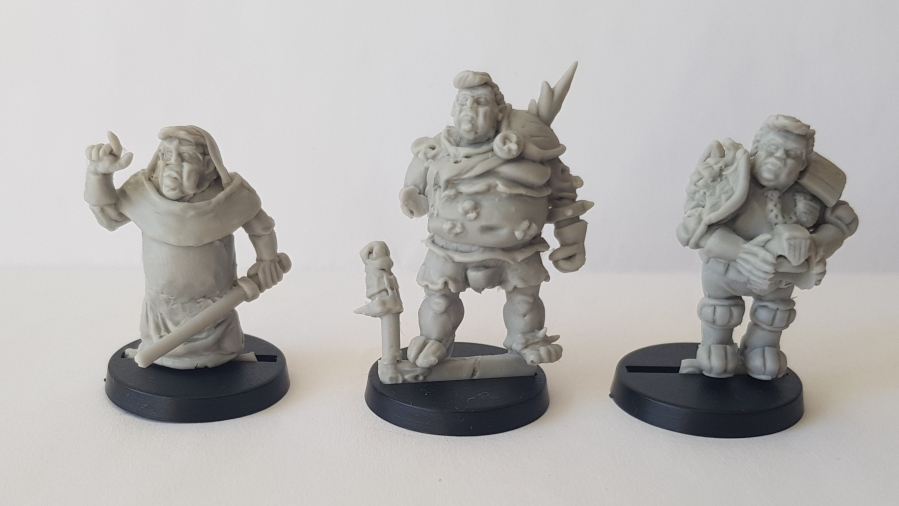 New Resin Castings May2021