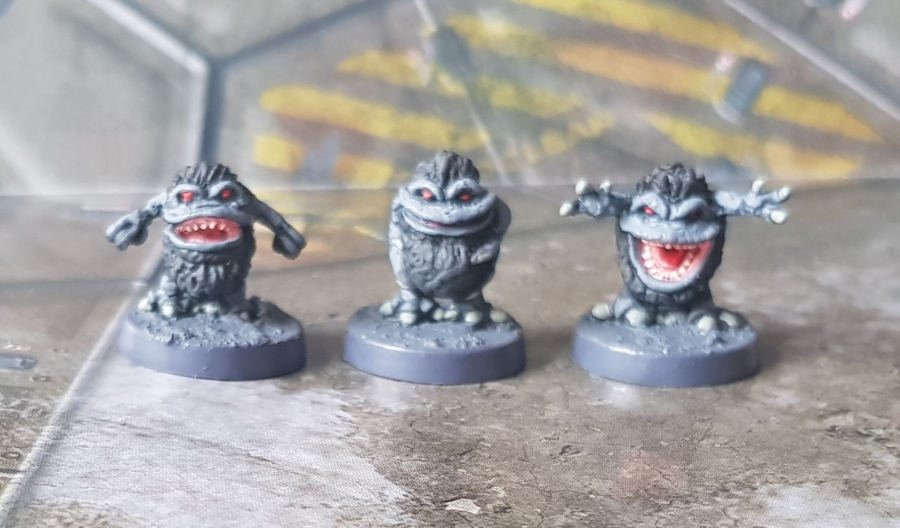 Painted Critters